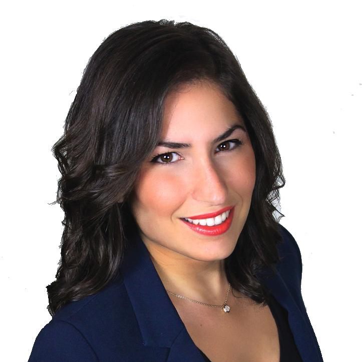Julie Milki, Sales Representative